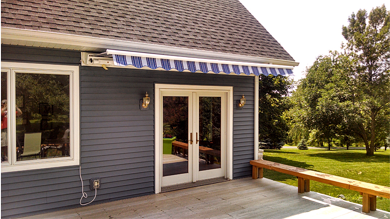 Aristocrat Awnings Solar Shades And Canopies Are Custom Built To Your Specifications We Will Visit Home Or Place Of Business Help You Decide The